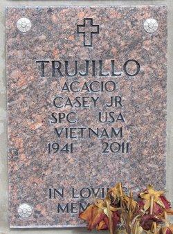 "SPC Acacio C ""Casey"" Trujillo, Jr"