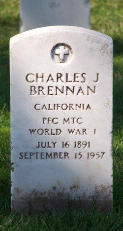 Charles John Brennan
