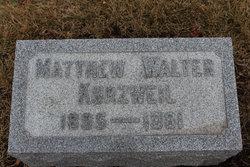Matthew Walter Kurzweil