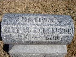 Aletha Jane <I>Case</I> Hume Anderson