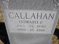 Howard F Callahan