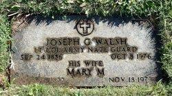 Mary Maud <I>De Harne</I> Walsh