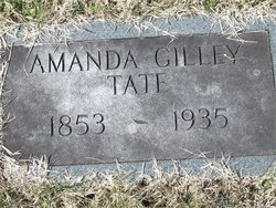 "Amanda E. ""Mandy"" <I>Gilley</I> Tate"