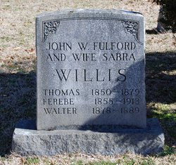 Sabra <I>Roberts</I> Fulford