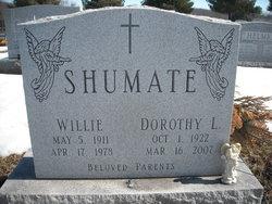 Willie Shumate