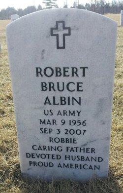 Robert Bruce Albin