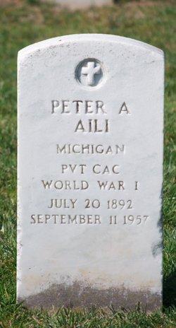 Peter A Aili