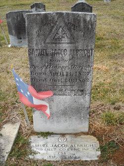 Samuel Jacob Albright