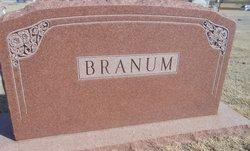 James Burton Branum