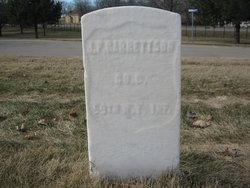 James F Garrettson