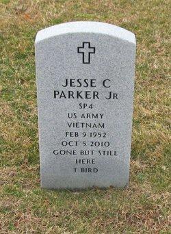 Jesse C Parker, Jr