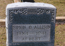 Oscar Simmon Allison