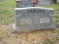 Joseph Nathan Parson