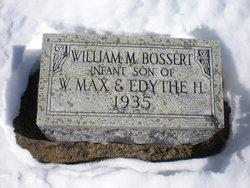 William M Bossert