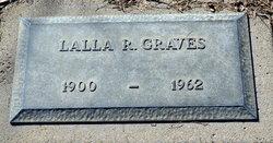Lalla R Graves
