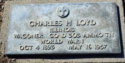 Charles H Loyd