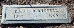 Bessie B Buzzell