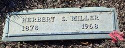 Herbert S Miller