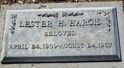Lester Harry Hargis