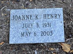 Joanne Kathryn Henry