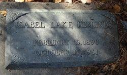 Isabel Lake Edmunds
