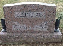 Clester E. Ellington