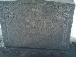 Helen <I>Clark</I> Lewis