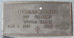 Thomas R Swift