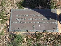 Mildred <I>Collins</I> Hall