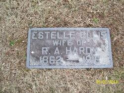 Estelle <I>Ellis</I> Hardy