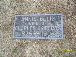 Annie <I>Ellis</I> Griffitts