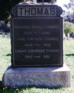 Edgar Standard Thomas