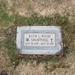 Ruth Wood Shorthill