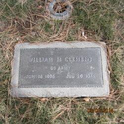 William M Clement