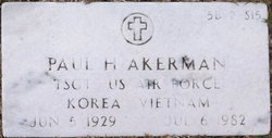 Paul H Akerman