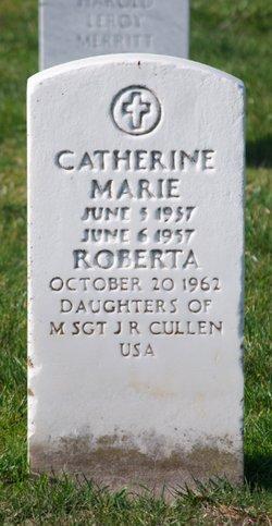 Catherine Marie Cullen