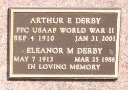 Eleanor Margaret <I>Fight</I> Derby