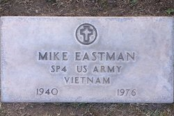 """Michael Rae """"Mike"""" Eastman"""