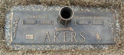 James Orval Akers