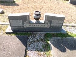 Beulah <I>Diamond</I> Alexander