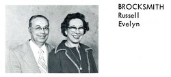 Mary Evelyn <I>Fisher</I> Brocksmith