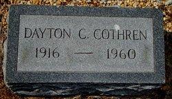 Dayton Cyle Cothren Jr.