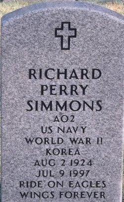Richard Perry Simmons