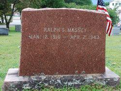 2LT Ralph Stanley Massey