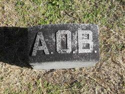 Addie O. <I>Sternberg</I> Blood