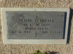 Frank T Bindas