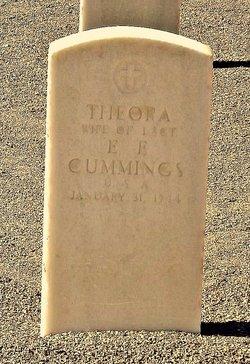 Theora <I>Daniel</I> Cummings
