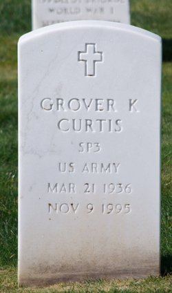 Grover Keith Curtis