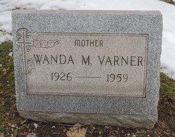 Wanda M <I>Delp</I> Varner