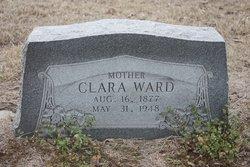 Clara <I>Scott</I> Ward
